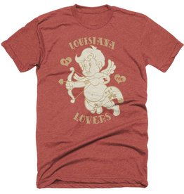 Louisiana is for Lovers Mens Tee