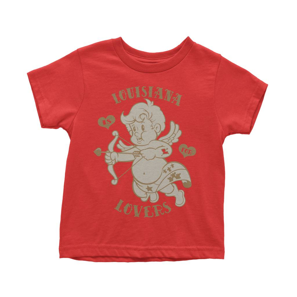 Louisiana is for Lovers Toddler Tee