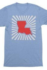 Louisiana Power Mens Tee
