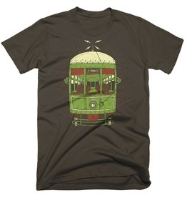 Saint Charles Streetcar Mens Tee