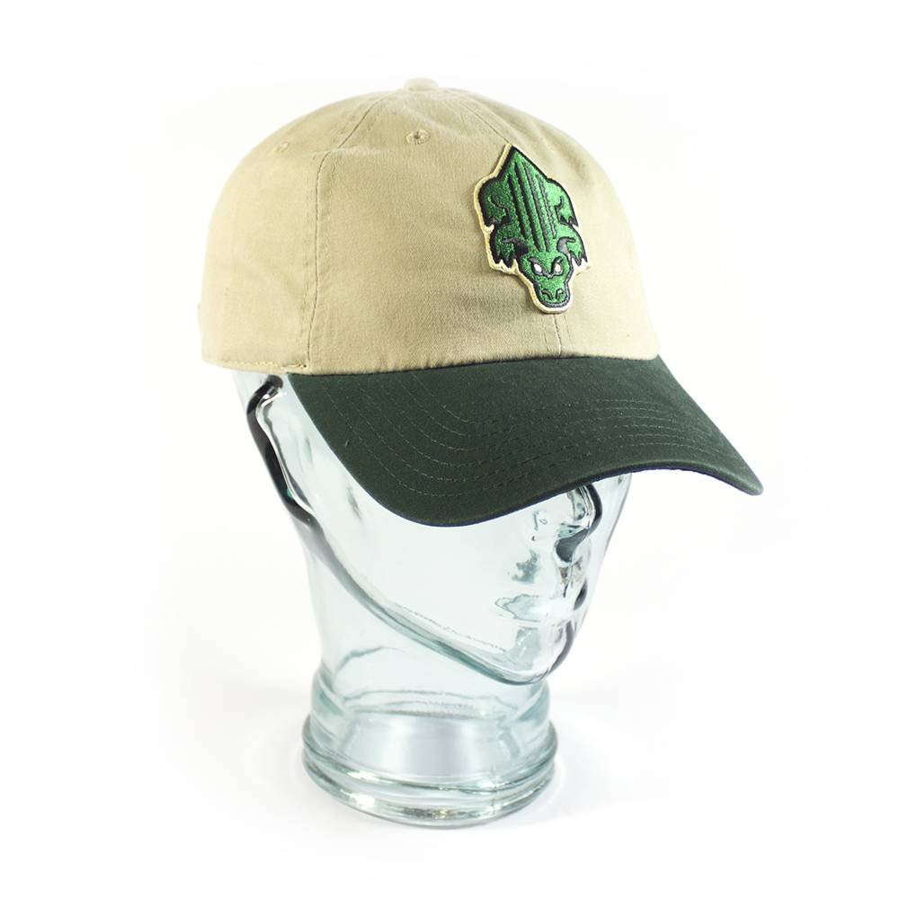 Gator Dad Hat Green/Khaki