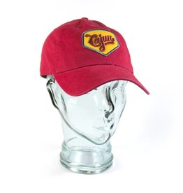 Cajun Dad Hat Red