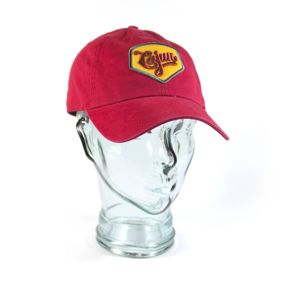 Cajun Dad Hat Red
