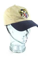 Pelican Dad Hat Khaki/Navy