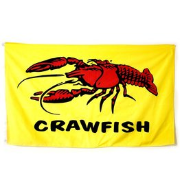 3X5 Crawfish Flag