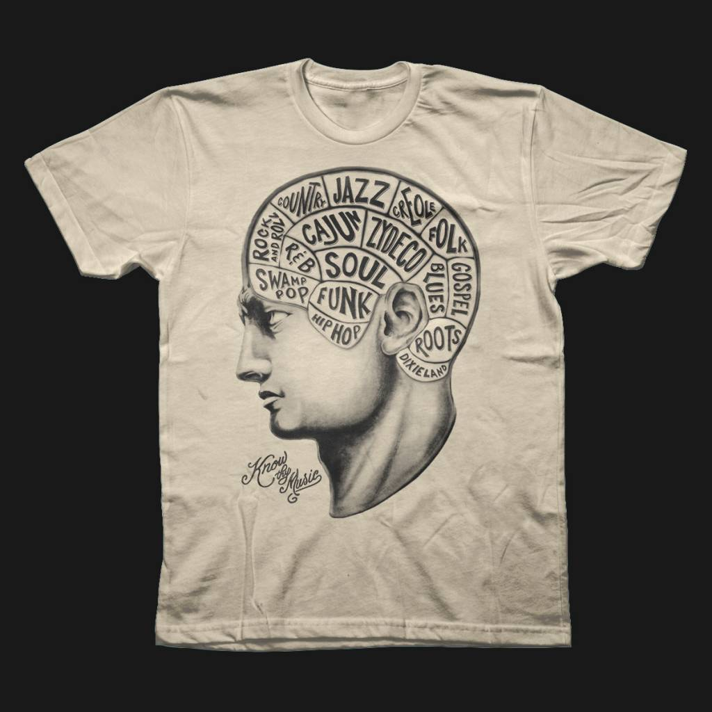 Know Thy Music Mens Tee
