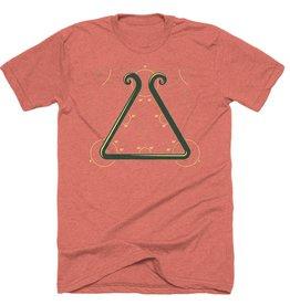 Cajun Geometry Mens Tee