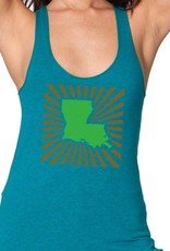 Louisiana Power Womens Tank
