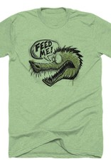Feed Me Gator Mens Tee