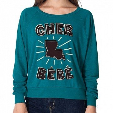 Cher Bebe LS Womens Tee
