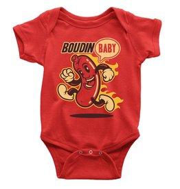 Boudin Baby Onesie