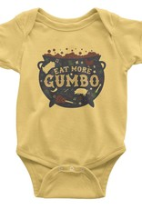 Eat More Gumbo Onesie