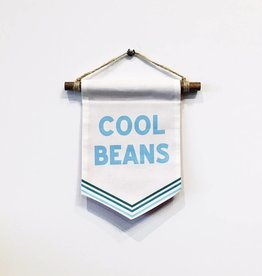 Cool Beans Banner - Small