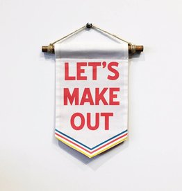 Let's Make Out Banner - Small