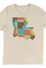 Patchwork State Mens Tee
