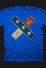 Cross Flag Youth Tee