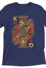 King Creole Cajun Queen Mens Tee