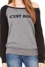 C'est Bon Womens Sweater