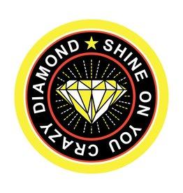 Shine On You Crazy Diamond Sticker