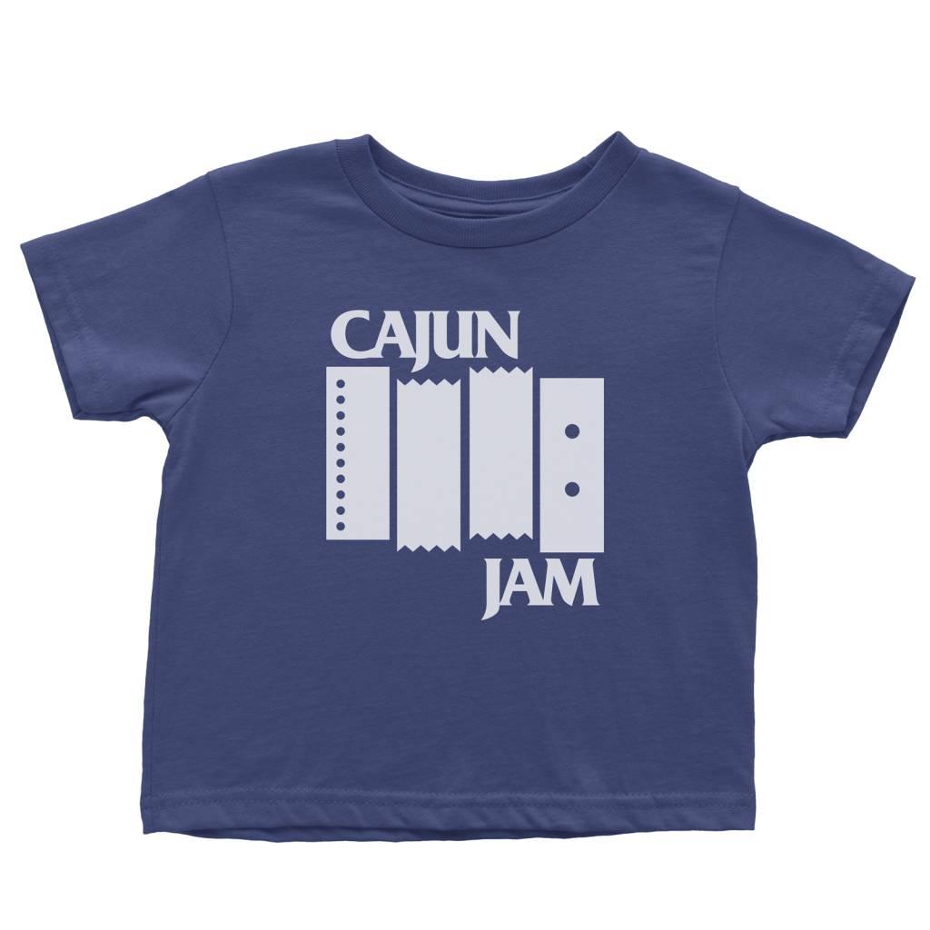 Cajun Jam Toddler Tee