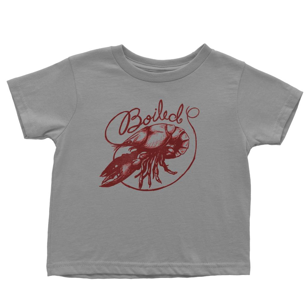 Boiled Toddler Tee