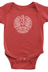 State Seal Icon Baby Onesie