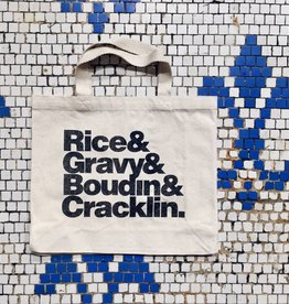 Rice and Gravy Tote