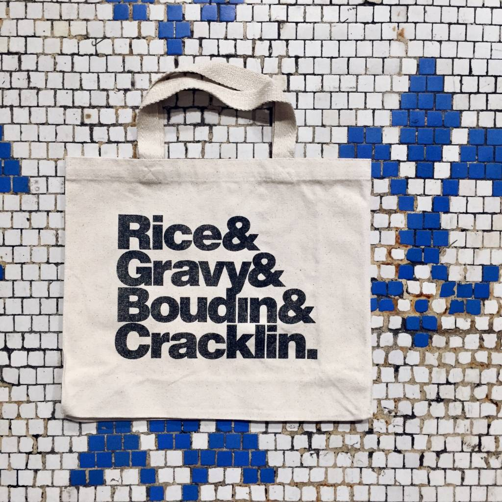 Rice and Gravy Tote