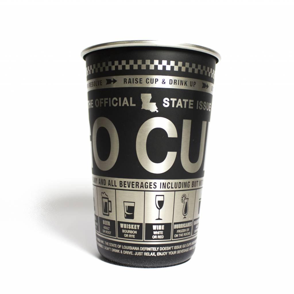 Official Louisiana 16oz Go Cup