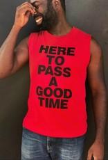 Pass a Good Time Mens Tank
