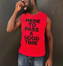 Pass a Good Time Mens Tank