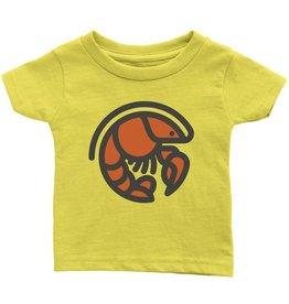 Crawfish Icon Toddler Tee