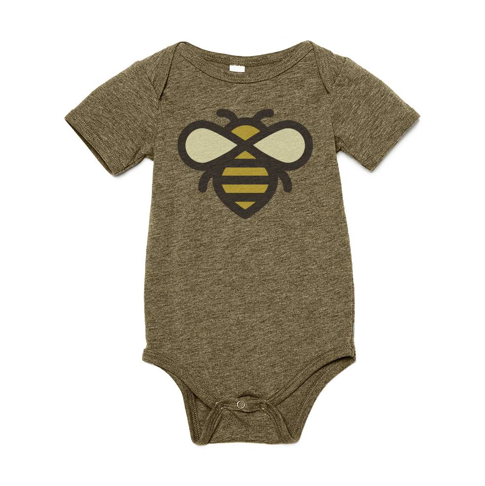 Honeybee Baby Onesie