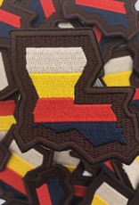 LA Stripes Patch