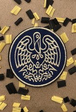 State Seal Icon Patch