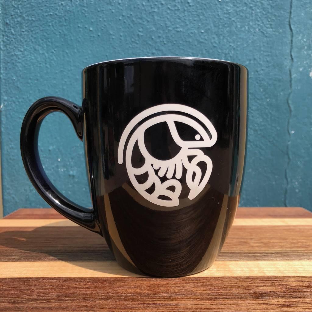 Crawfish Icon Coffee Mug