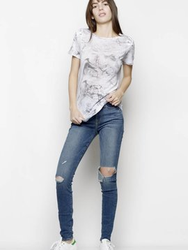 Generation Love Graham Lace-Up Tee