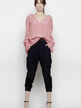 Ramy Brook Sheila V-Neck blouse