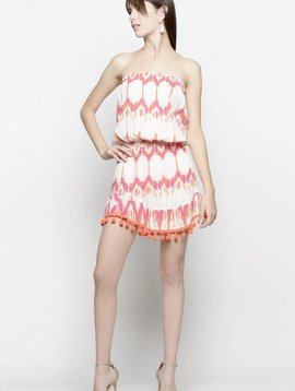 Ramy Brook Marcie Printed Dress