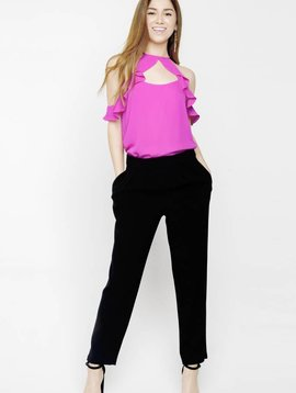 Ramy Brook Kailey Cropped Pant