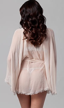 The Giving Bride Blush Silk Bridal Cape - One Size - Giving Bride
