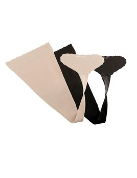 Fashion Forms Strapless Panties (2 pack) Nude and Black - Fashion Forms