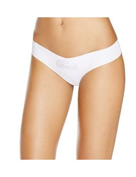 Commando Commando Crystal Thong - Bride