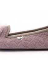 Pretty You Slippers - Purple Slip-ons Meryl