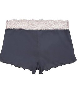 Samantha Chang Lace Waist Short - Samantha Chang