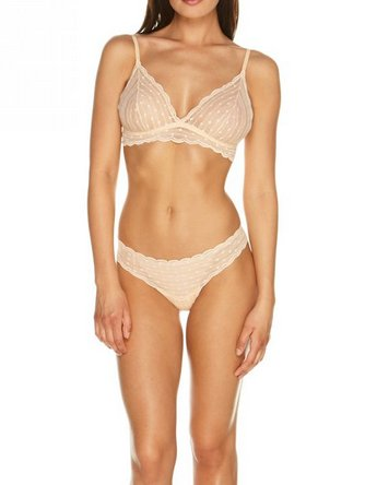 Cosabella Soft Bralette - Cosabella Sweet Treats - Swiss Dot