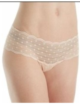 Cosabella Hotpant - Cosabella Sweet Treats - Swiss Dot