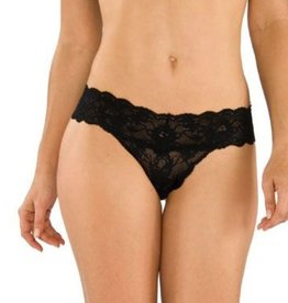"Cosabella ""Bootie"" Lace Thong - Cosabella - Never Say Never - one size ""cozie"""