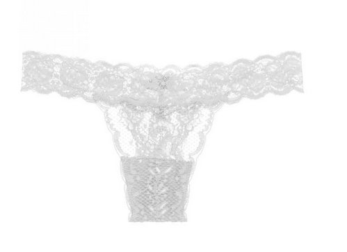 "Cosabella NSN ""Cozie"" relaxed fit Lace thong - Cosabella"