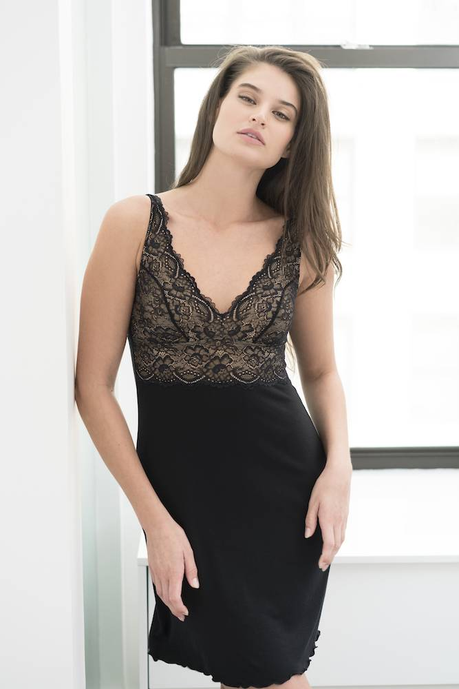 Samantha Chang Built up Chemise  SC 222120